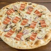 Pizza Carbonara Vegana