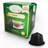 Caffè Cortado in Capsule Compatibili Dolce Gusto gr.101 pz.16