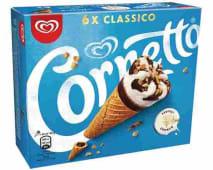Cornetto Classico 90ml (6 un)