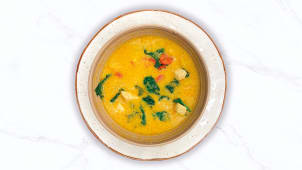 Тайский суп острый