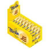 Biscuiti merlin sandwich crema cacao