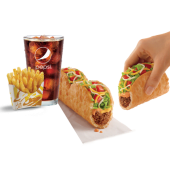 Combo: Triplelupa + Fries + Bebida 21oz