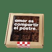 Brownie Love (9 pzs.)