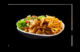 Talerz Falafel