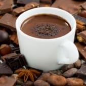Chocolate caliente (8 oz.)