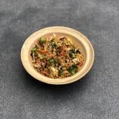 11). Yakimeshi vegetariano (opción vegano)
