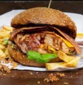 Chicken BBQ Burger - 130G