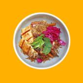 Рис з Тофу і овочами (400г)