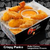 Crispy Panko