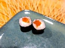 Maki de salmón & queso (8 uds.)