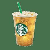 Iced shaken lemonade