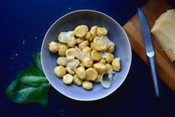 Gnocchi with Quattro formaggi 220gr