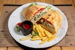 Aligator sendvič