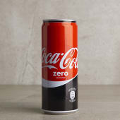 Coca Cola zero (33 cl.)