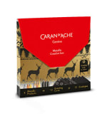 Набір Caran d'Ache Creative Box (9 шт. + 12 листівок)