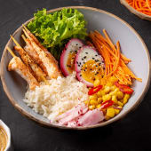 Shrimp Bowl (340г)