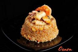 Рис з морепродуктами (250г)
