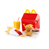 McNuggets® 4 Pieces Happy Meal®