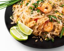Pad Thai Shrimps