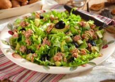 Salade Thon Avocat