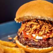 La Caprichosa burger