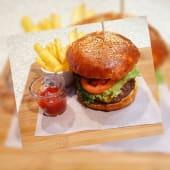 Класичний бургер (200/50/50г)