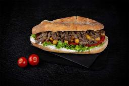 Fast Food Tortilla de vită