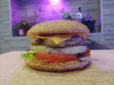 Hotel-California Burger (400/100/30г)