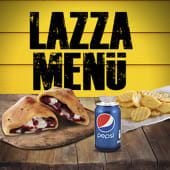 Lazza Menü