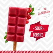 Paleta sour berries