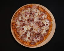 Pizza Cannibale