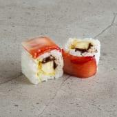 Strawberry Chocoboom Banana Maki (10 uds)