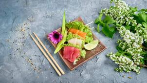 Małe Sashimi 6szt