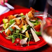 Салат з руколою та креветками (230г)