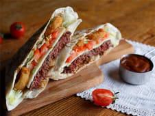 Tortilla Burger