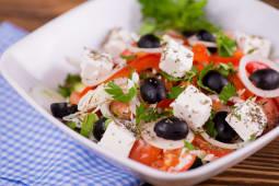 Грецький салат (500г)