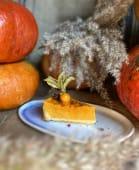 Гарбузовий пиріг з кленовим сиропом