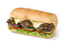 Steak and cheese 30cm