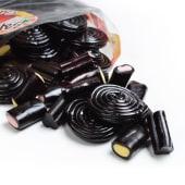 Caramelle Gommose Funny Liquirizia gr.450