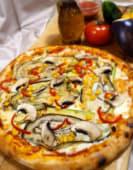 Pizza vegetariana Ø33cm