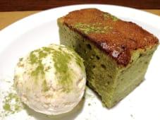 Brownie De Té Verde