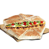 Crunchy wrap supreme