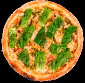 Піца Double начинка Домашня (600г/30см)