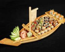 Sea king (sushi boat)