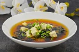 Місо-суп з сиром тофу (350г)