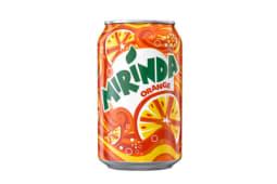 Напій Mirinda у банці