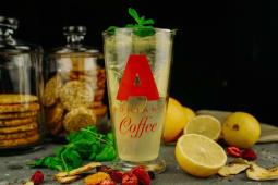 Лимонный лимонад (350мл)