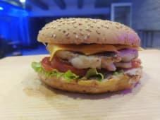 Fish-Meat Burger (320г)