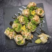 Sushi fireball maki