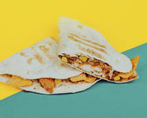 Nachos Hot Corn Tortilla 250g